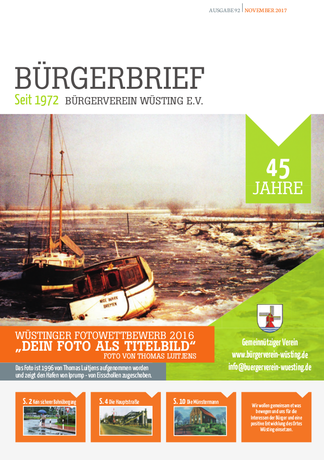 Bürgerverein Wüsting