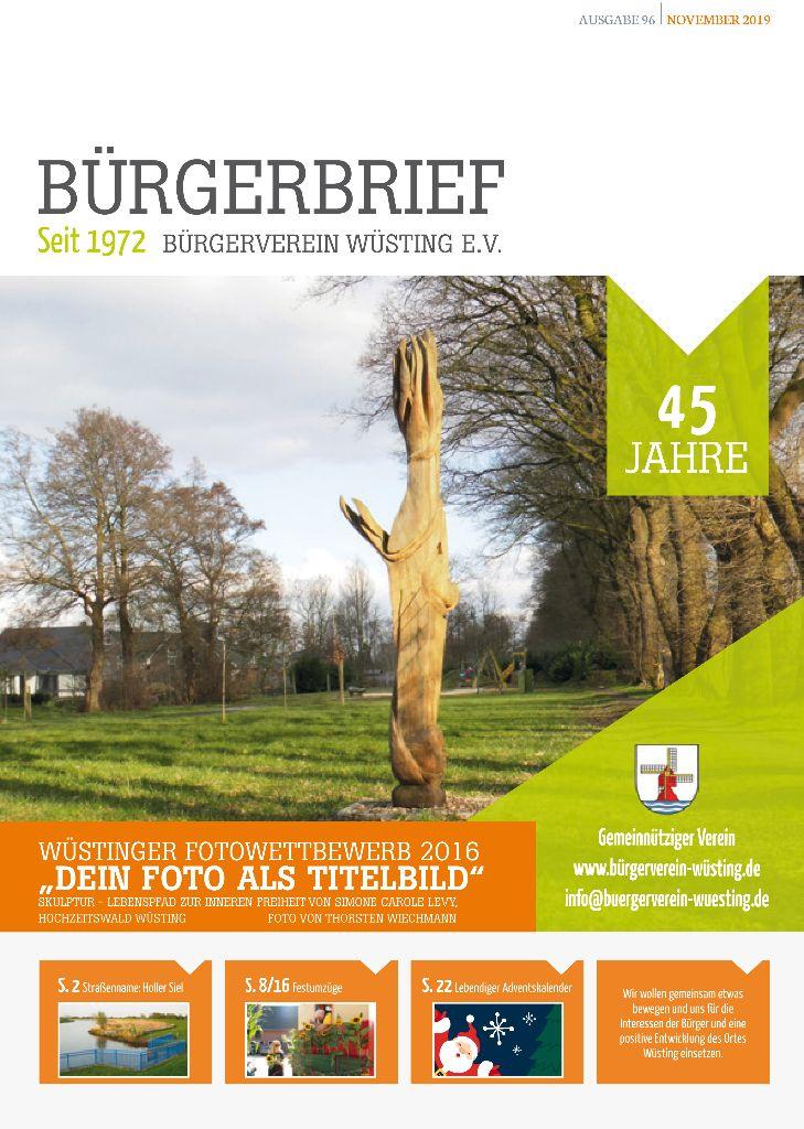 Bürgerverein Wüsting e.V.