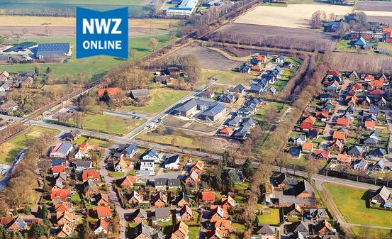 Wüsting entwickelt sich weiter Gemeinde verkauft drei Mischgebietsflächen an der Hauptstraße