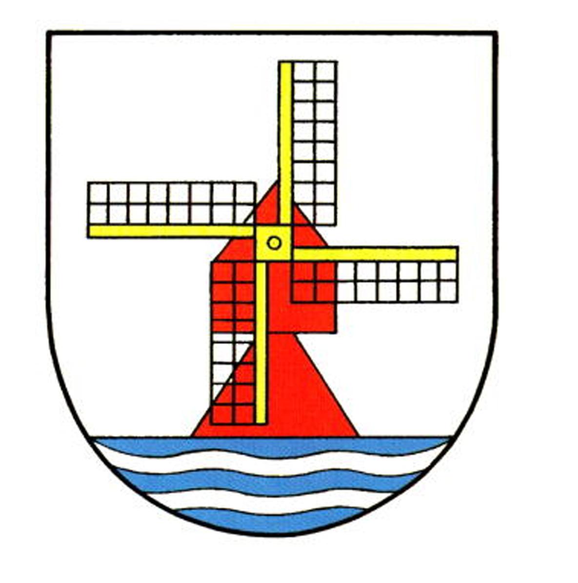 Bürgerverein Wüsting e.V. Wappen
