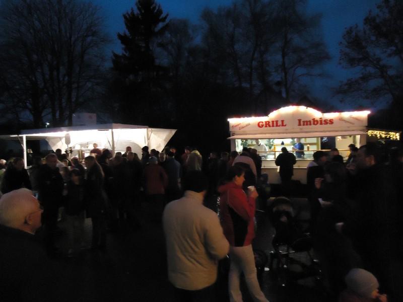 Bürgerverein Wüsting e.V. - Adventmarkt - Weihnachtsmarkt